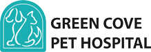 Green Cove Pet Hospital Logo